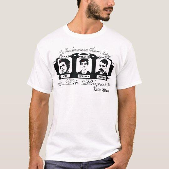 Los Tres Guerrilheiros Camiseta