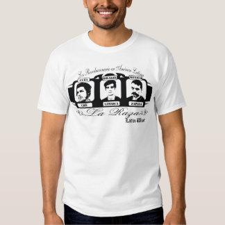Los Tres Guerrilheiros Camisetas