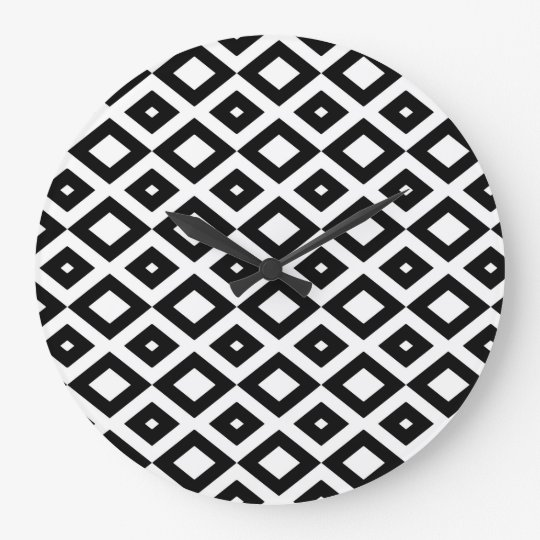 Losango Black Relógio