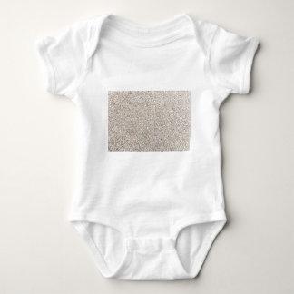 Lote de pedras cinzentas do cascalho como o fundo body para bebê