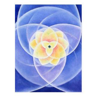 Lotus por cartão de Lynda Vugler