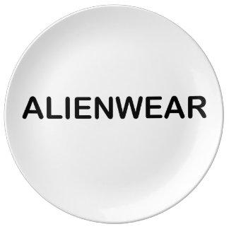 Louça Arte de AlienWear