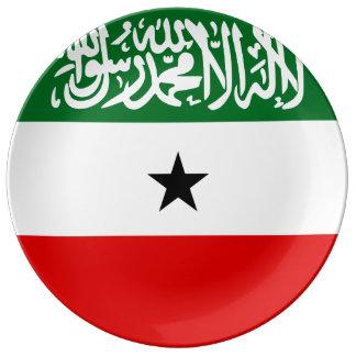 Louça Bandeira de Somaliland