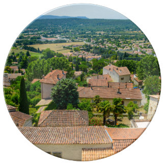 Louça Campo francês na fotografia de Provence