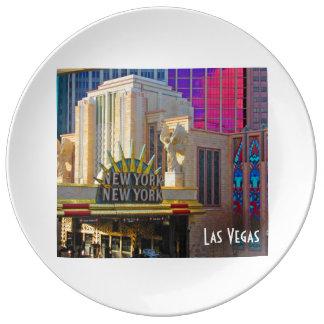 Louça Coleção do viagem de Las Vegas - New York - New