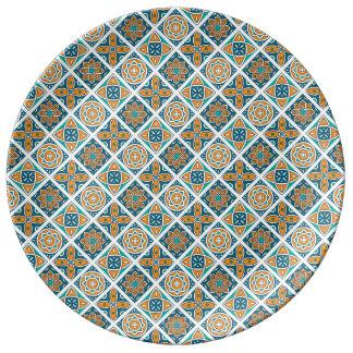 Louça De Jantar Azulejos de Alexandria