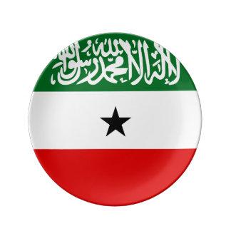 Louça De Jantar Bandeira de Somaliland
