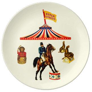 Louça De Jantar Circo