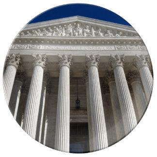 Louça De Jantar Corte suprema dos Estados Unidos