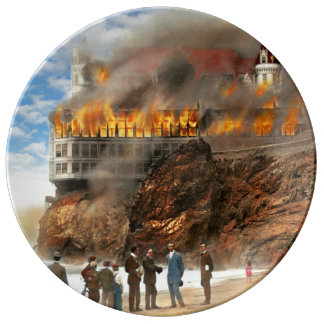 Louça De Jantar Fogo - fogo 1907 de Cliffside
