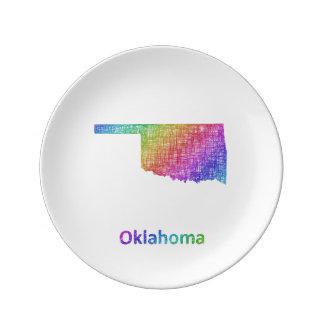 Louça De Jantar Oklahoma