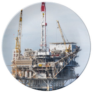 Louça De Jantar Plataforma petrolífera