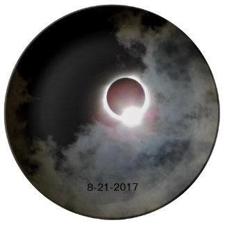 Louça Eclipse solar 21 de agosto de 2017