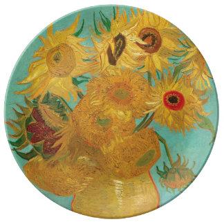Louça Girassóis por Vincent van Gogh