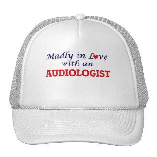 Louca no amor com um Audiologist Boné