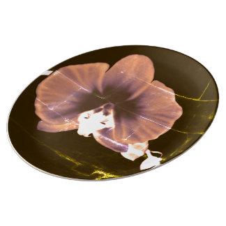 Louça Orquídea noturno