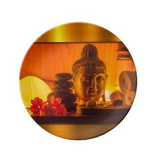 Louça Ouro Buddha