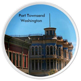 Louça Porto Townsend, Washington