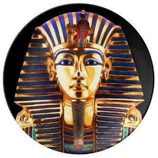 Louça Rei Tutankhamun, máscara do ouro