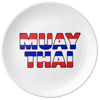 Louça Tailandês de Muay