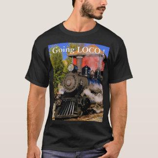 """Louco indo da camisa do trem """"! """""""