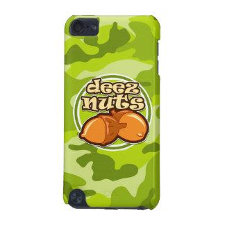 Loucos de Deez camo verde-claro camuflagem