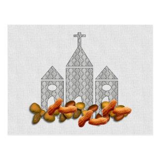 Loucos religiosos cartões postais