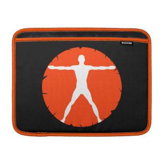 "Loucura Horiz desportivo 13"" do corpo capas de ar Capas Para MacBook Air"