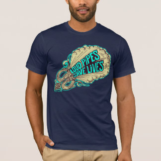 Loud Pipes Save Lives Camiseta
