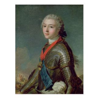 Louis Jean Marie de Bourbon Cartão Postal