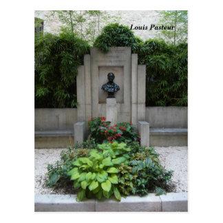 Louis Pasteur, Dolle, France - Cartões Postais