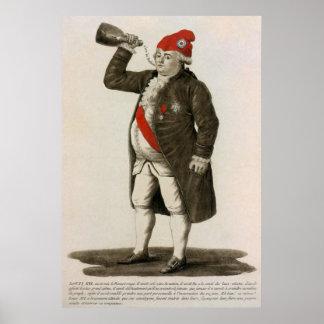 Louis XVI Pôster