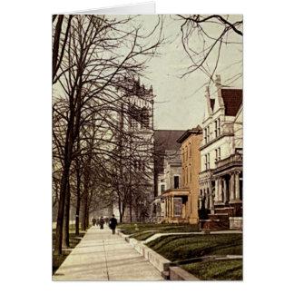 Louisville, Kentucky Cartão Comemorativo