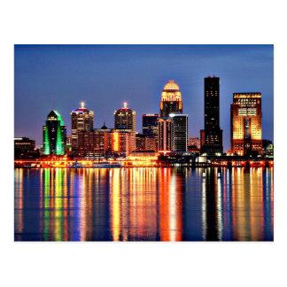 Louisville Kentucky Cartão Postal