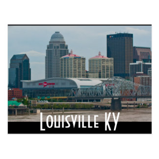 Louisville KY Cartão Postal