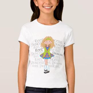 Louro do carretel camisetas