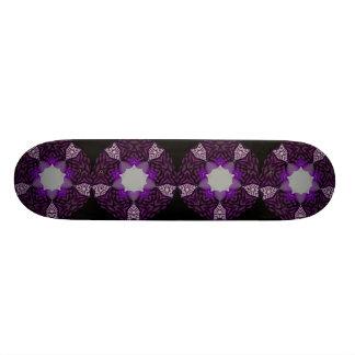 Love_ afortunado shape de skate 20,6cm