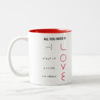 Love Formula Caneca