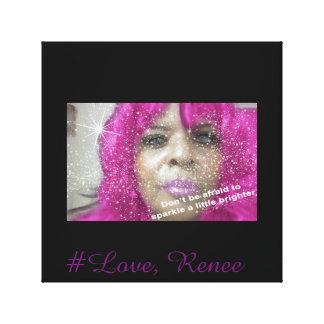#Love, poster de Renee (arte da parede)