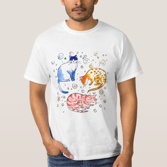 lovecats camiseta