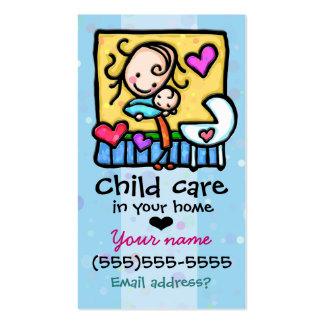 Lt Azul do cartão feito sob encomenda da puericult Modelo Cartões De Visita