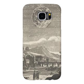 Lua antiga do renascimento pelo malho de Allain Capa Para Samsung Galaxy S6