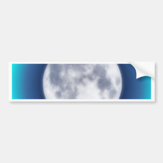 Lua cheia adesivo
