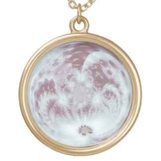 Lua cheia bijuteria personalizada