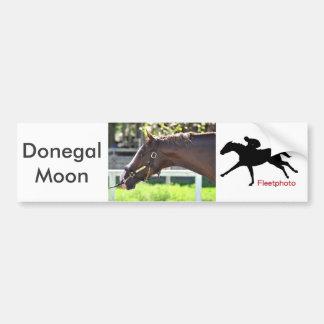 Lua de Donegal Adesivo De Para-choque