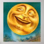 Lua do Dia das Bruxas Poster