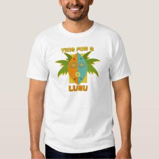 Luau 4 tshirt