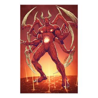 Lucifer o diabo príncipe da escuridão satã