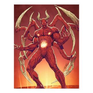 Lucifer o diabo, príncipe da escuridão, satã panfleto