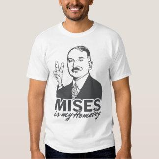 Ludwig von Mises é meu t-shirt do ficar em casa